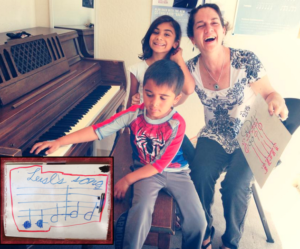 Rosalani Music | Lessons in harp, piano, ukulele, flute, voice, performance prep and composition in Hilo, HI
