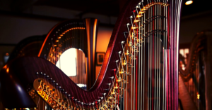 what makes harps such expensive instruments?