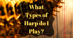 what types of harp do you play