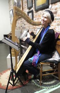 Harp lessons, Parker, Denver, online